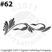 pinstripe decal